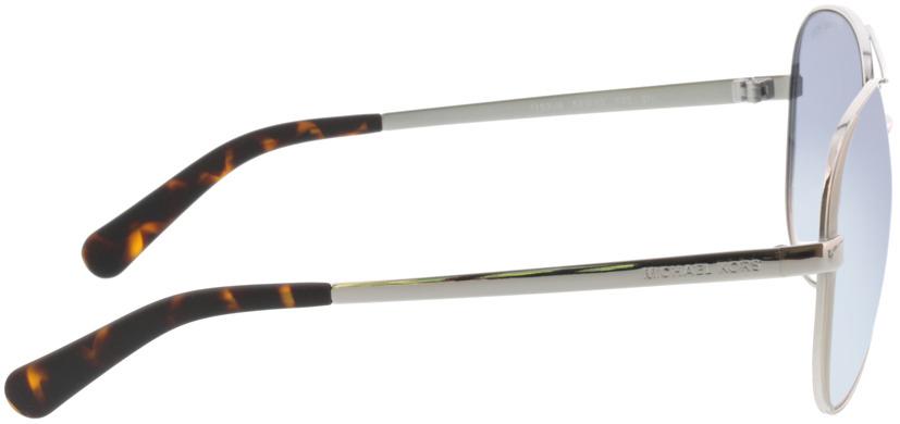 Picture of glasses model Michael Kors Chelsea MK5004 1153V6 59-13 in angle 90