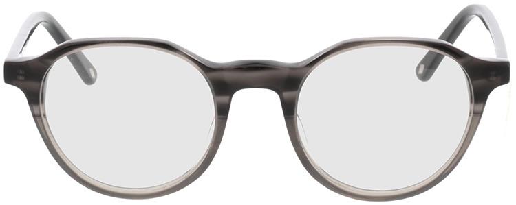 Picture of glasses model Kizar-grau verlauf in angle 0