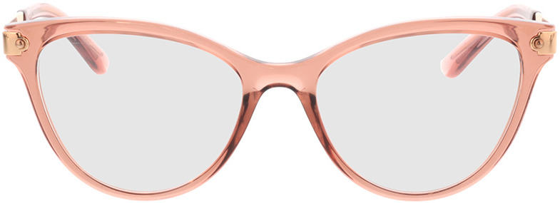 Picture of glasses model Dolce&Gabbana DG5042 3148 52-14 in angle 0