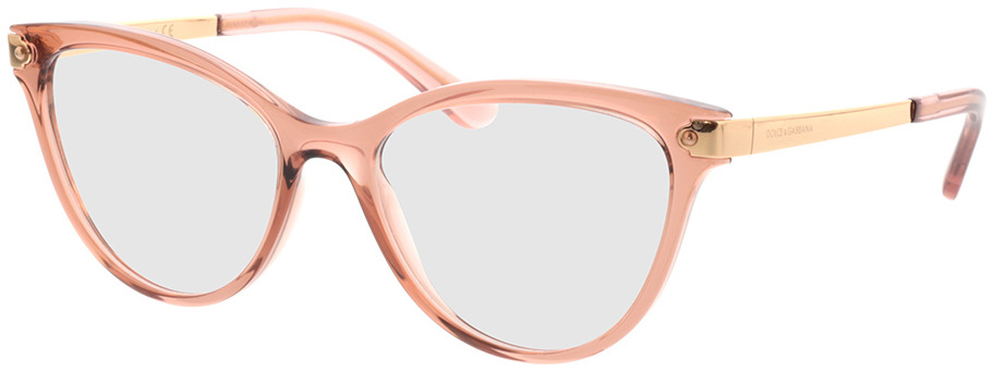 Picture of glasses model Dolce&Gabbana DG5042 3148 52-14 in angle 330