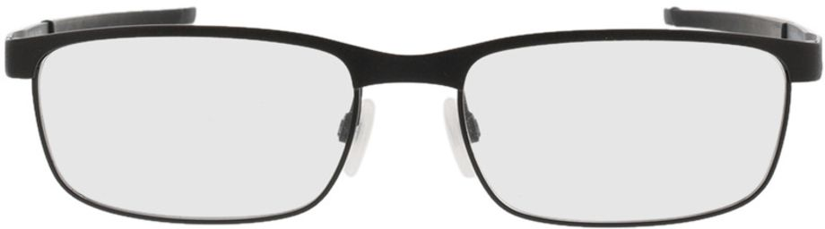 Picture of glasses model Oakley Steel Plate OX3222 01 56-18  in angle 0