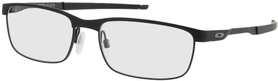 Picture of glasses model Oakley Steel Plate OX3222 01 56-18 in angle 330