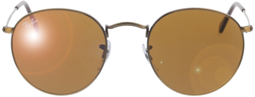 Picture of glasses model Ray-Ban RB3447 922833 50-21 in angle 0