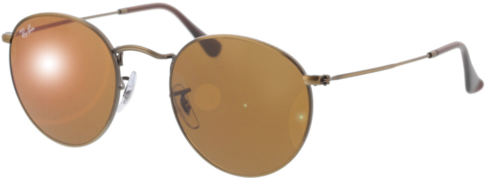 Picture of glasses model Ray-Ban RB3447 922833 50-21 in angle 330