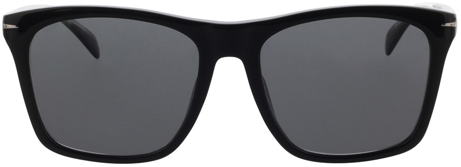 Picture of glasses model David Beckham DB 1054/F/S BSC 57-18 in angle 0