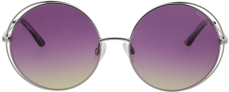 Picture of glasses model Comma, 77072 27 silber 56-17 in angle 0