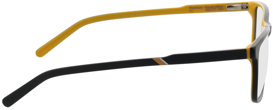 Picture of glasses model Superdry SDO Conor 107 green 55-17 in angle 90