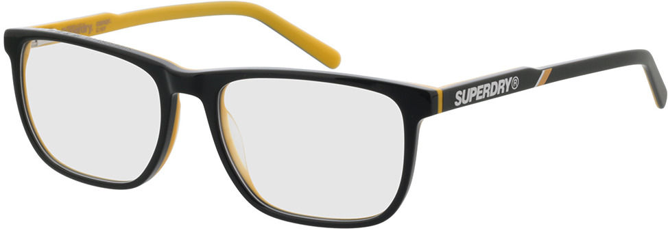 Picture of glasses model Superdry SDO Conor 107 green 55-17 in angle 330