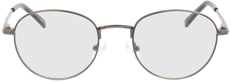 Picture of glasses model Liveo-anthrazit in angle 0