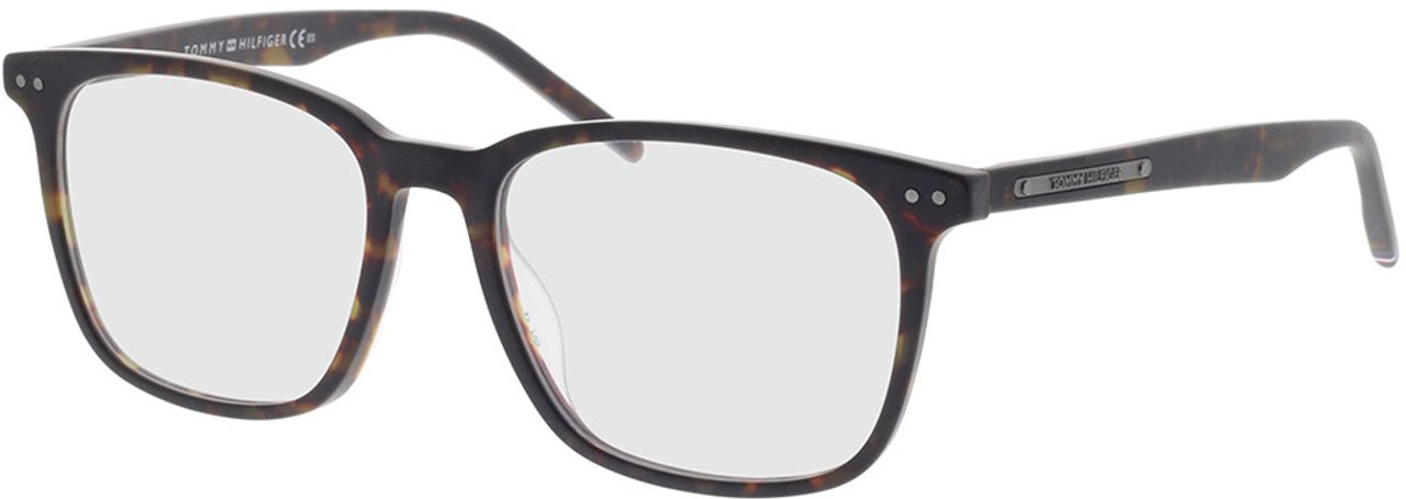 Picture of glasses model Tommy Hilfiger TH 1732 086 51-17 in angle 330