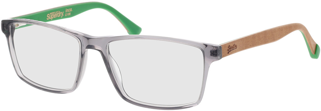 Picture of glasses model Superdry SDO Inca 108 grey 56-16 in angle 330