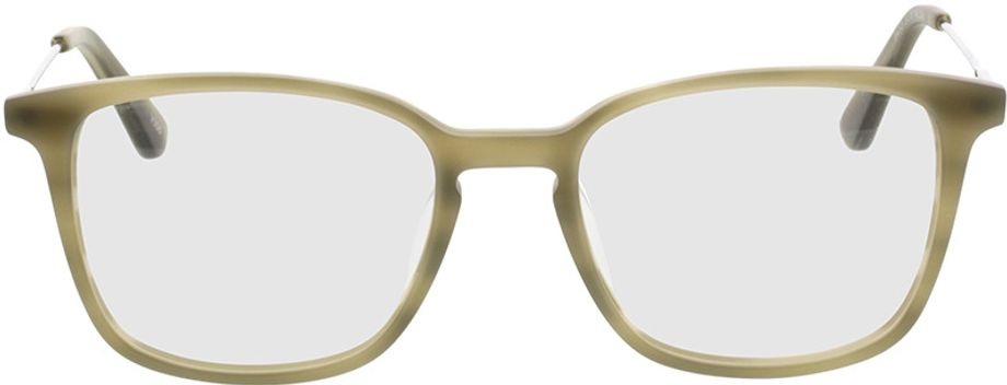 Picture of glasses model Lazio-grün-meliert/anthrazit in angle 0