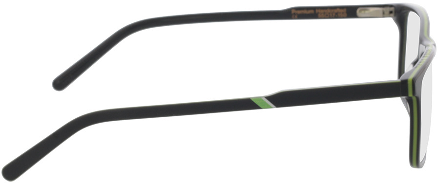 Picture of glasses model Superdry SDO Conor 108 grey/lime 55-17 in angle 90