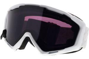 Skibrille PANOMA MAG Q white QUATTROFLEX / S black