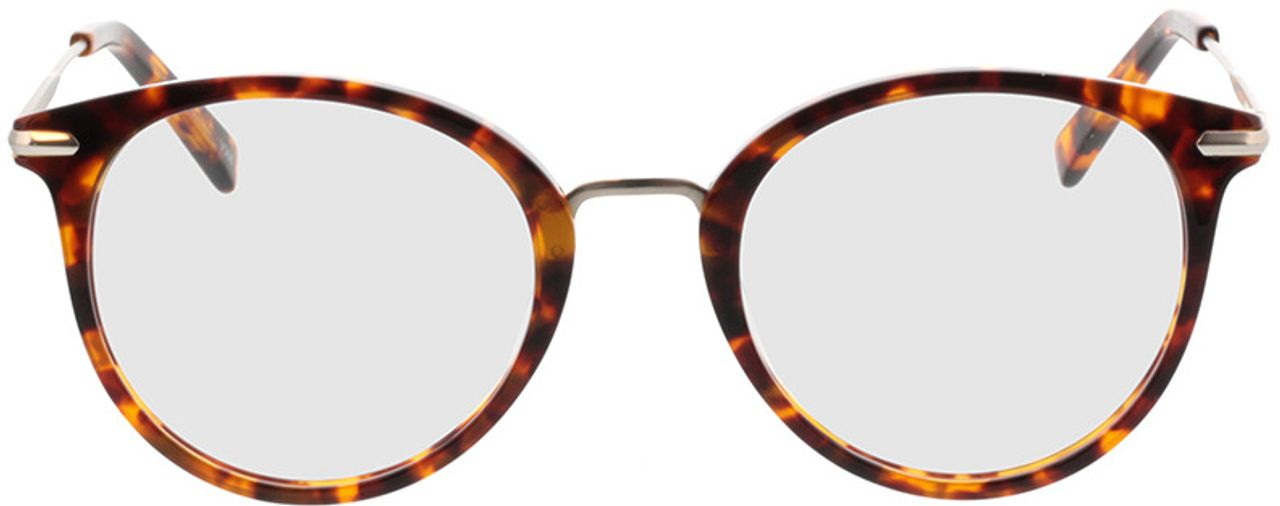 Picture of glasses model Dolina-havana/matt silber in angle 0