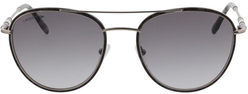 Picture of glasses model Lacoste L102SND 033 53-19 in angle 0