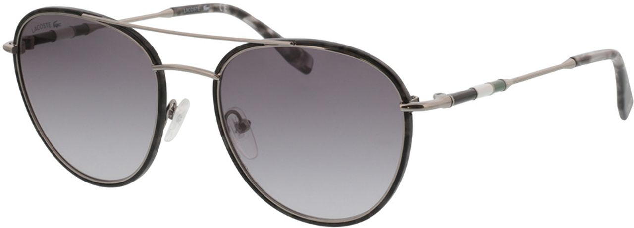Picture of glasses model Lacoste L102SND 033 53-19 in angle 330