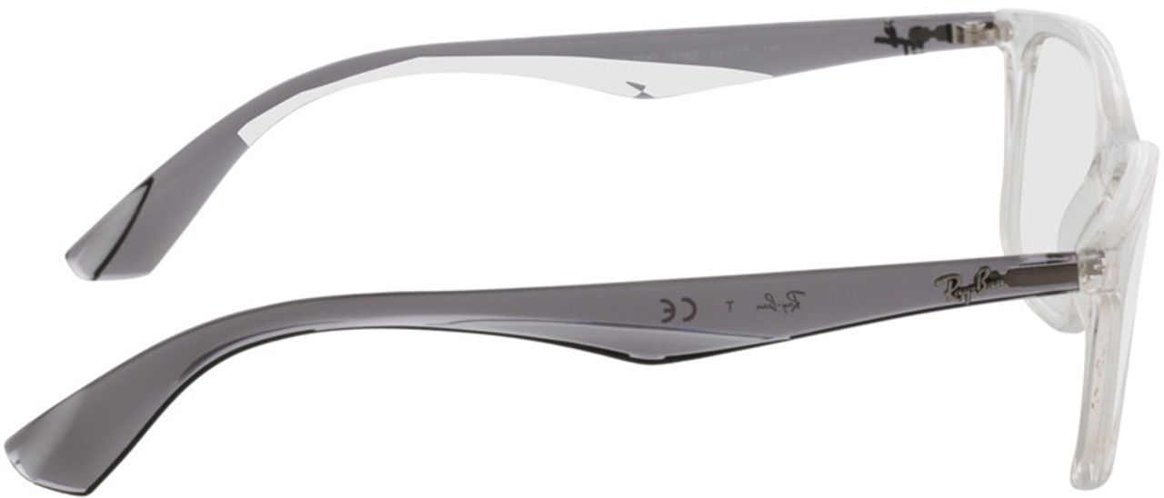 Picture of glasses model Ray-Ban RX7047 5768 54-17 in angle 90