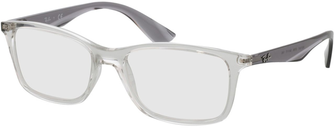 Picture of glasses model Ray-Ban RX7047 5768 54-17 in angle 330