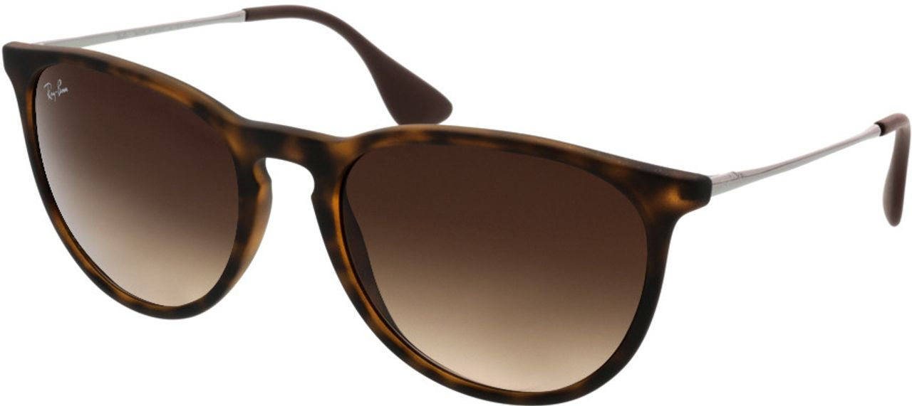 Picture of glasses model Ray-Ban Erika RB4171 865/13 54-18 in angle 330
