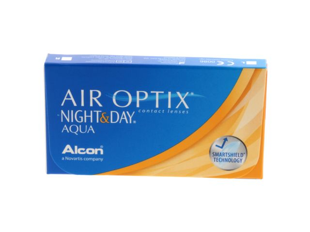 AIR OPTIX® Night & Day Aqua 6er Box