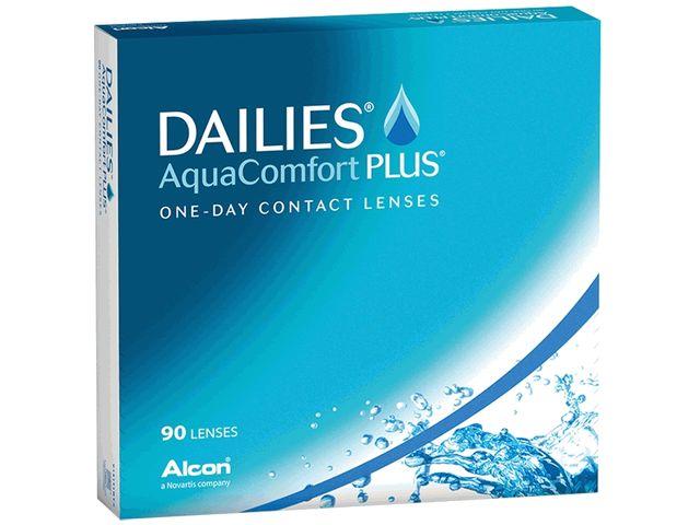 Dailies AquaComfort Plus 90er Box