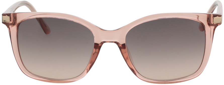Picture of glasses model Calvin Klein CK19527S 680 54-19 in angle 0