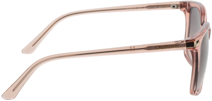 Picture of glasses model Calvin Klein CK19527S 680 54-19 in angle 90