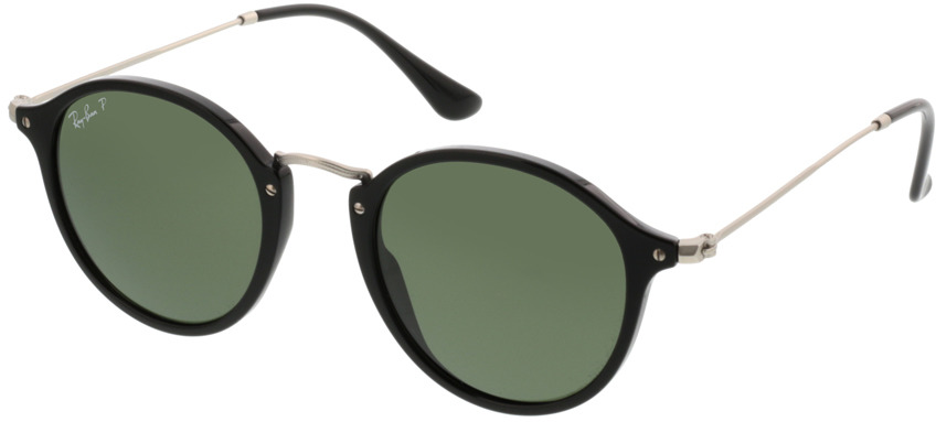 Picture of glasses model Ray-Ban RB2447 901/58 49-21 in angle 330