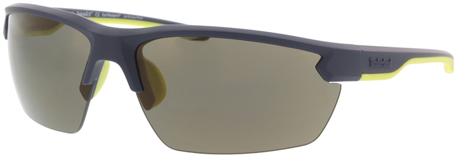 Picture of glasses model Timberland TB 9251 91D 74-12 in angle 330