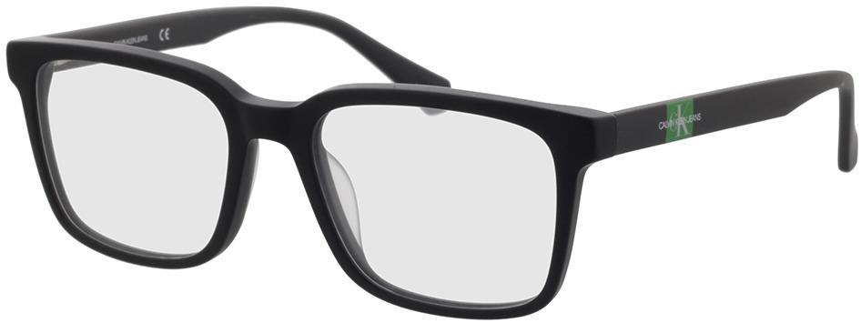 Picture of glasses model Calvin Klein Jeans CKJ21622 006 53-18 in angle 330