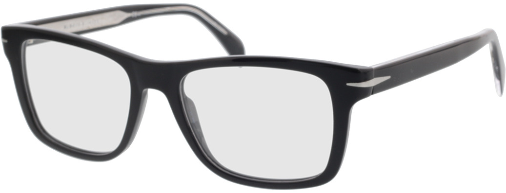 Picture of glasses model David Beckham DB 1073 BSC 54-18 in angle 330