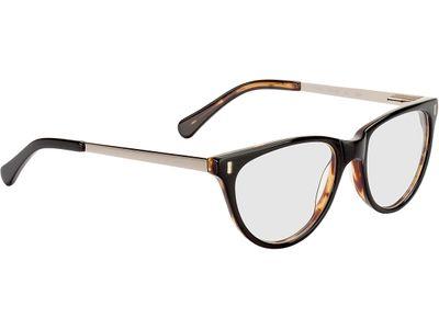 Brille Torch-schwarz-braun-meliert/silber