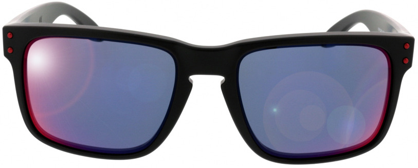 Picture of glasses model Oakley Holbrook OO9102 36 55-18 in angle 0
