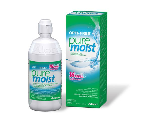 OPTI-FREE® PureMoist® 300ml