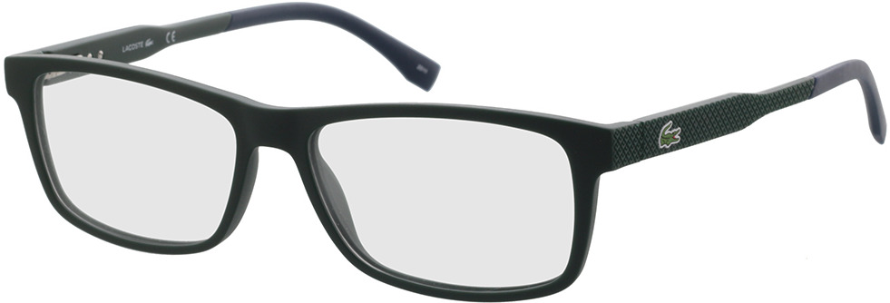 Picture of glasses model Lacoste L2876 315 55-15 in angle 330