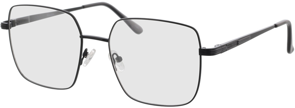 Picture of glasses model Rosedale-schwarz in angle 330