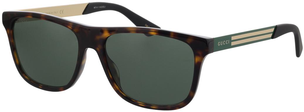 Picture of glasses model Gucci GG0687S-003 57-17