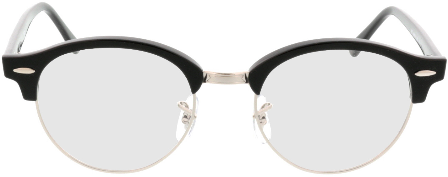 Picture of glasses model Ray-Ban RX4246V 2000 49-19 in angle 0