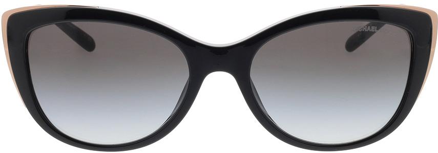 Picture of glasses model Michael Kors MK2127U 33328G 55-18 in angle 0