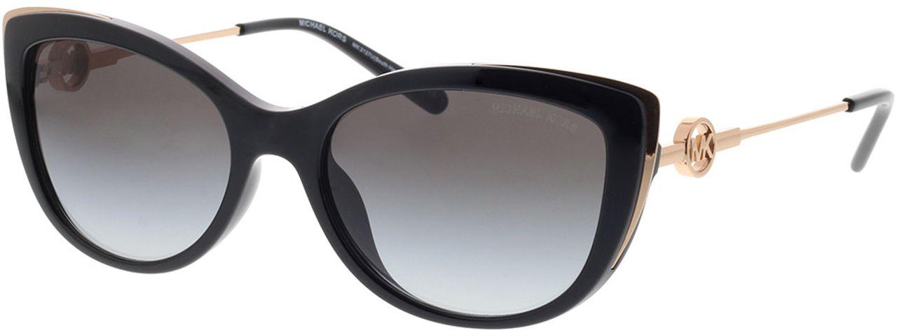 Picture of glasses model Michael Kors MK2127U 33328G 55-18 in angle 330