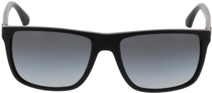 Picture of glasses model Emporio Armani EA4033 5229T3 56-17 in angle 0