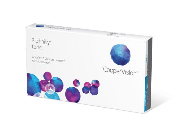 Biofinity Toric 6er Box