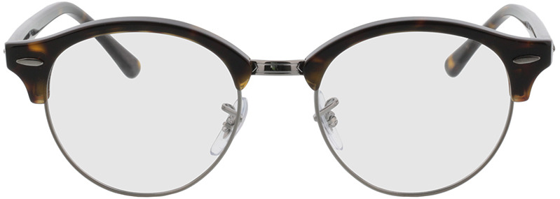Picture of glasses model Ray-Ban Clubround RX4246V 2012 49-19 in angle 0