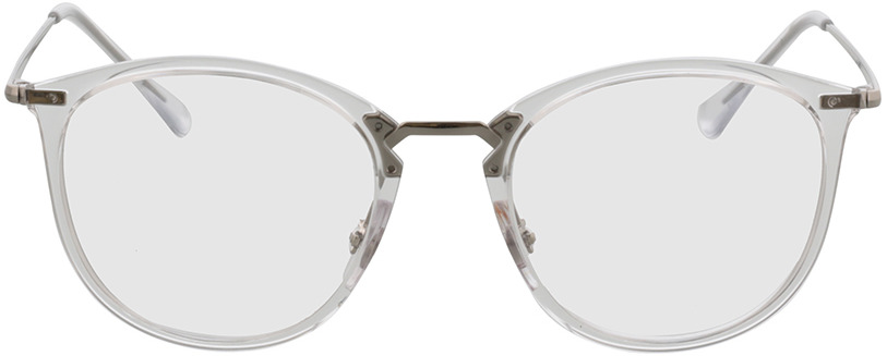 Picture of glasses model Ray-Ban RX7140 2001 51-20 in angle 0
