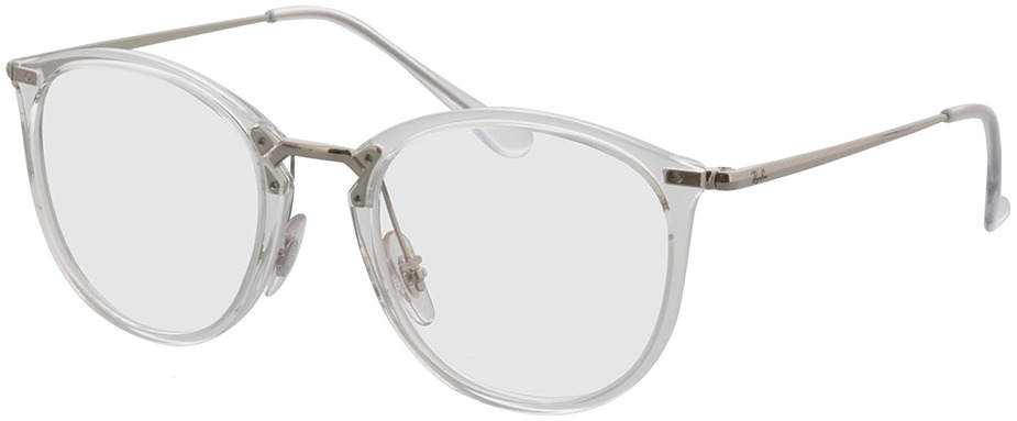 Picture of glasses model Ray-Ban RX7140 2001 51-20 in angle 330