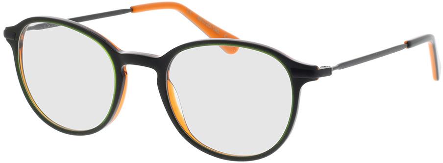 Picture of glasses model Superdry SDO Billie 104 black 48-20 in angle 330