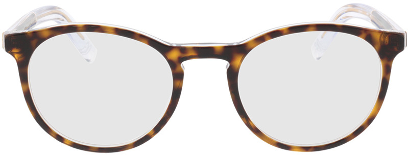 Picture of glasses model Dolce&Gabbana DG3309 757 52-21 in angle 0