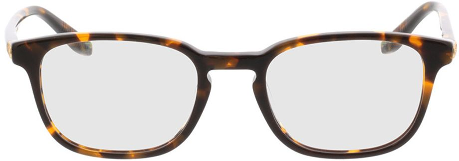 Picture of glasses model Emilio-braun-meliert in angle 0