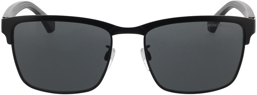 Picture of glasses model Emporio Armani EA2087 301487 56-18 in angle 0